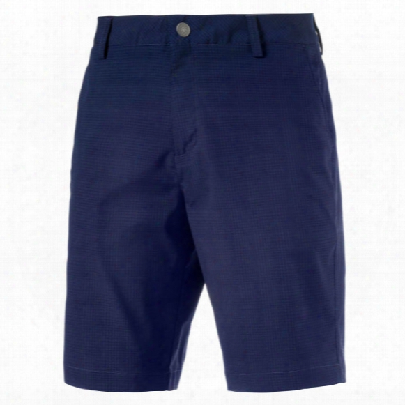 Puma Men'st Ailored Mesh Golf Shorts