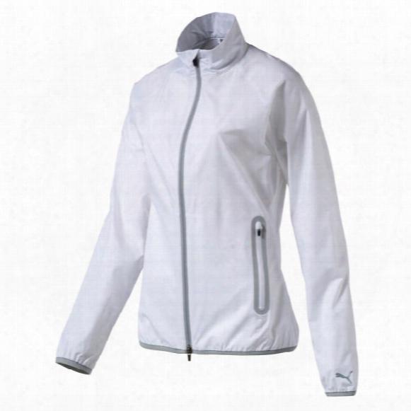 Puma Women's Full-zip Wind Jacket