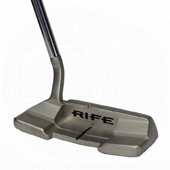 Rife Corsica Sterling Blade Putter