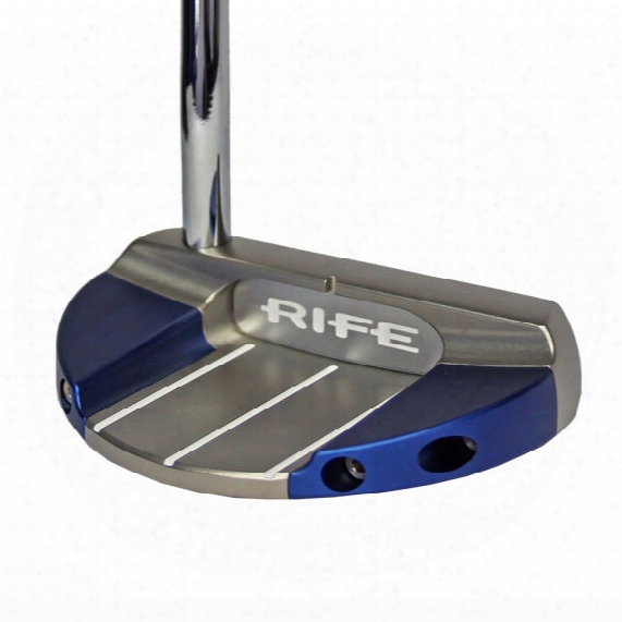 Rife Switchback Mallet Putter