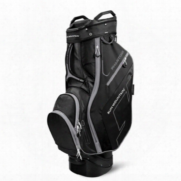 Sun Mountain Men's 2017 Phantom Cart Bag