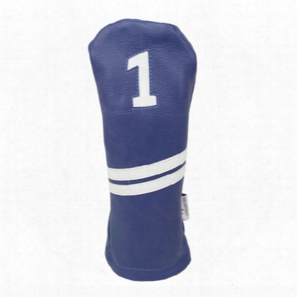 Sunfish Driver Golf Headcover - Leather