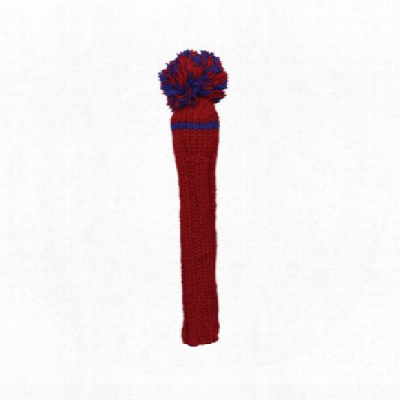 Sunfish Pom Knit Headcover - Hybrid