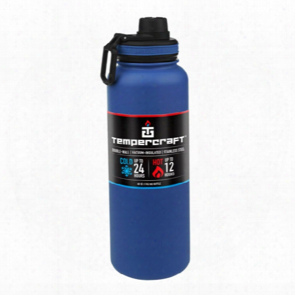 Tempercrafy 40 Oz. Sports Bottle