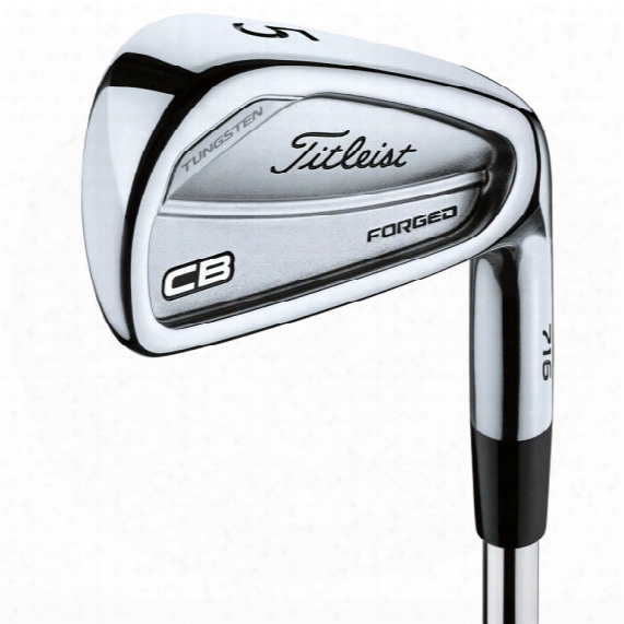 Titleist 716 Cb 8pc Iron Set - Steel