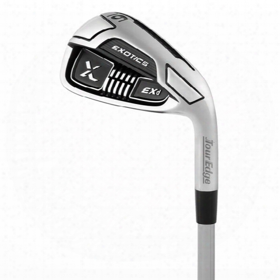 Tour Edge Exotics Exd 8pc Iron Set - Kbs Tour 90 Steel Shaft