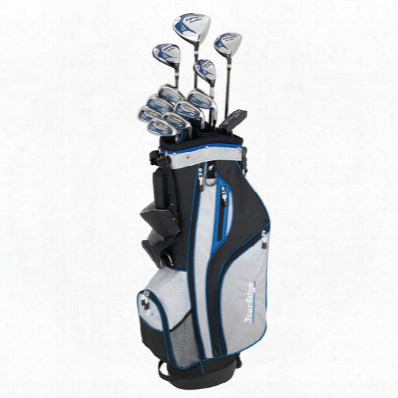 Tour Edge Hp25 17pc Package Set