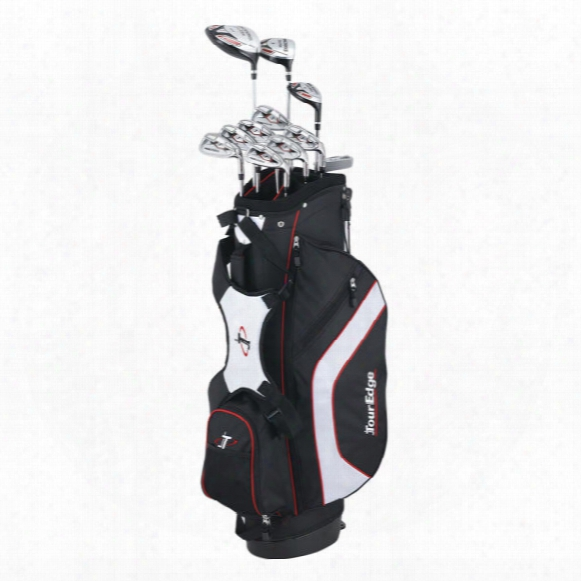 Tour Edge Reaction 3 15pc Package Set