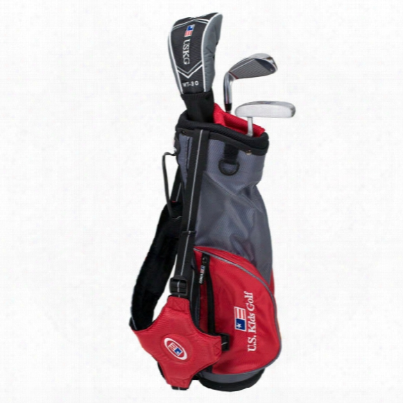 "U.s. Kids Ultralight 3-club Set - 39?-42"" Height"