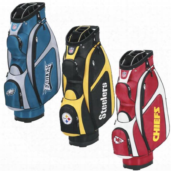 Wilson Nfl Cart Bag