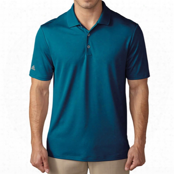 Adidas Men's Solid Performance Polo