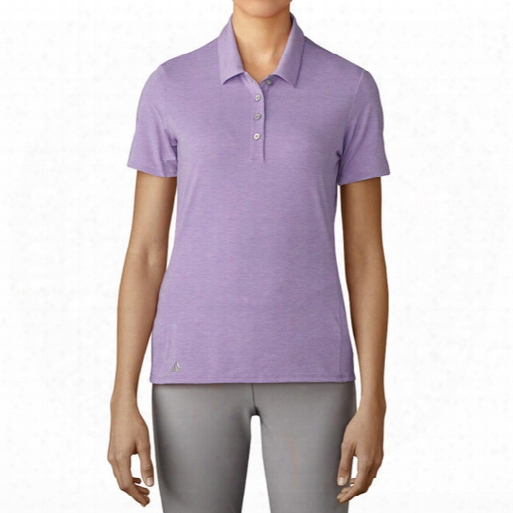 Adidas Women's Essential Cotton Hand Polo