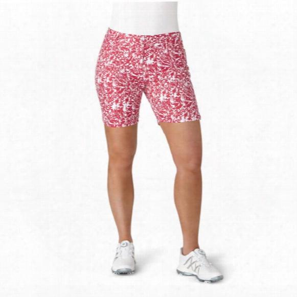 Adidas Women's Essentials Printed Shorts