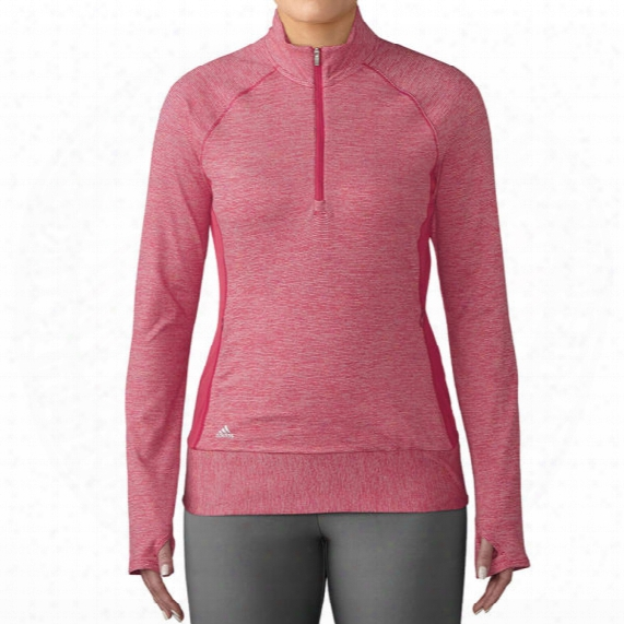 Adidas Women's Rangewear 1/2-zip Long Sleeve