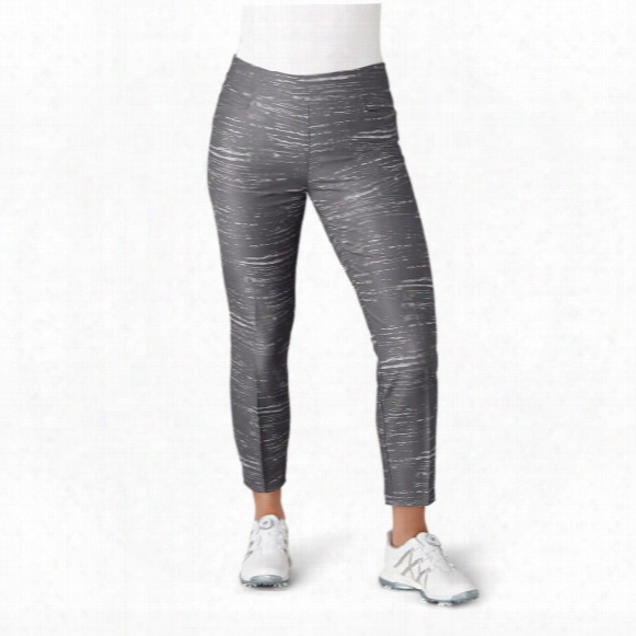 Adidas Women's Ultimate Adistar Printed Capris
