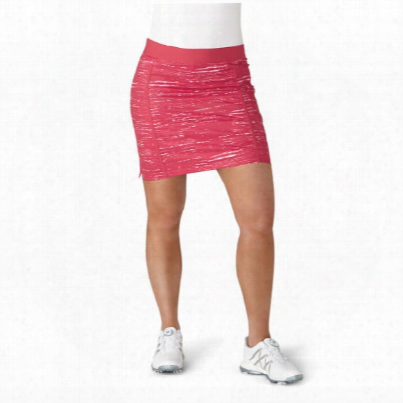 Adidas Women's Ultimate Adistar Printed Skirt