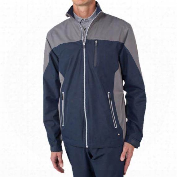 Arnold Palmer Men's Amen Corner Rain Jacket