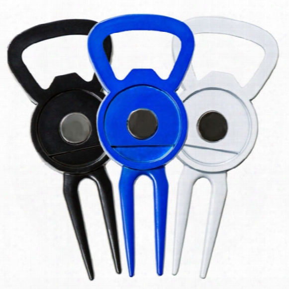 Bottle Opener Divot Tool Without Marker