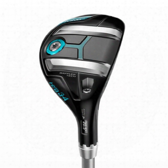 Cobra Women's King F7 Black Hybrid - Graphite