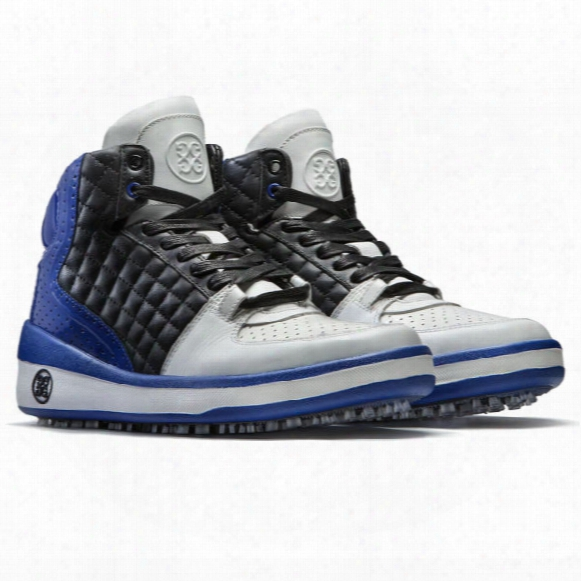 G/fore Crusader Men's High-top Golf Shoes