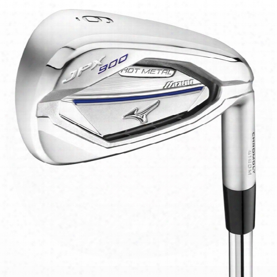 Mizuno Jpx-900 Hot Metal Individual Irons - Steel