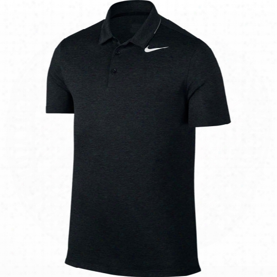 Nike Men's Breathe Heather Golf Polo