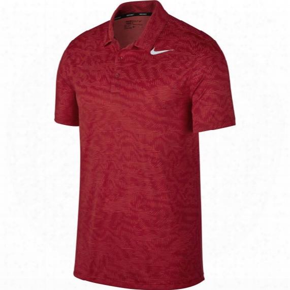 Nike Men's Breathe Jacquard Polo