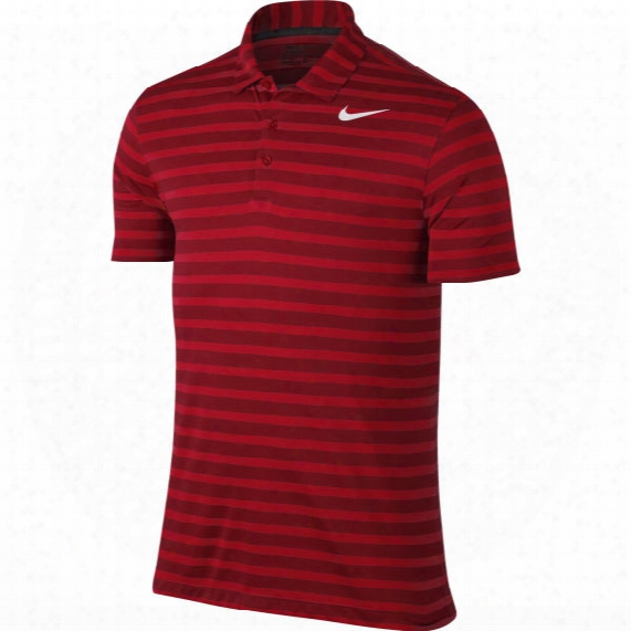 Nike Men's Breathe Stripe Polo