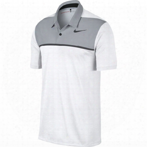 Nike Men's Dry Tw Blocked Polo