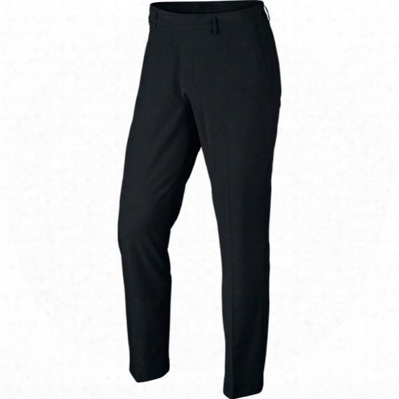 Nike Men's Flat Front Stretch Woven Golf Pants