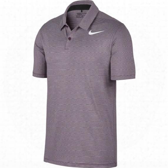 Nike Men's Mobility Control Stripe Polo