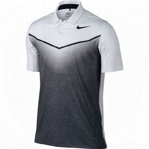 Nike Men's Mobility Fade Golf Polo