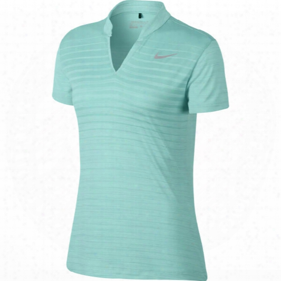 Nike Women's Zonal Fade Print Polo