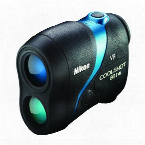 Nikon Coolshot 80i Vr Laser Rangefinder