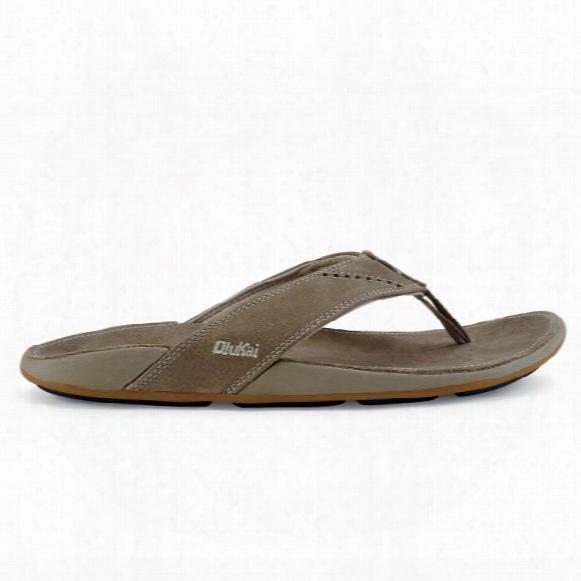 Olukai Men's Nui Flip Flops