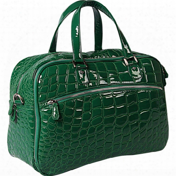 Ouul Alligator Duffle Bag