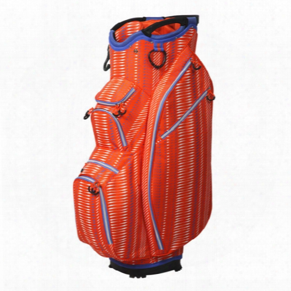 Ouul Python Super Light 15-way Cart Bag
