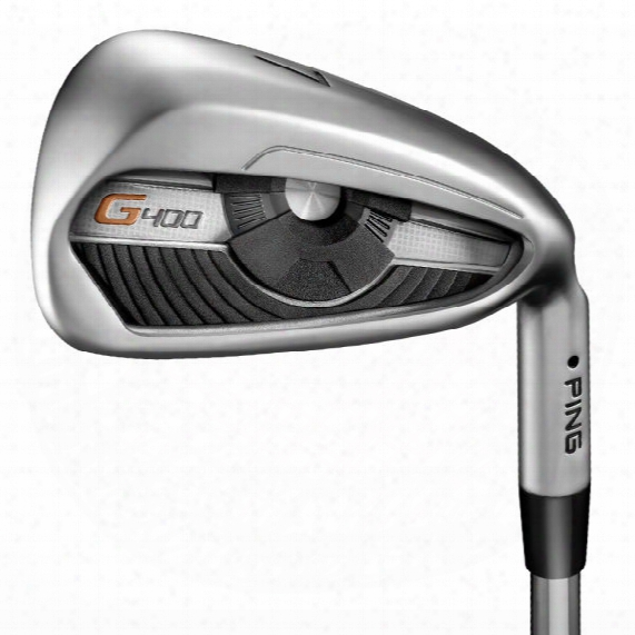 Ping G400 6pc Iron Set - Steel