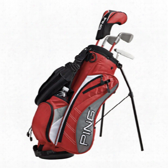 Ping Juniors' Moxie K 4-club Set - Ages 6-7