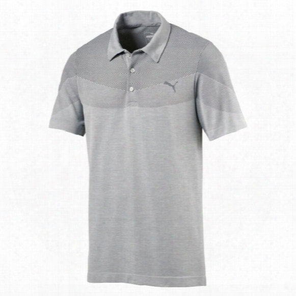 Puma Men?s Evoknit Seamless Polo