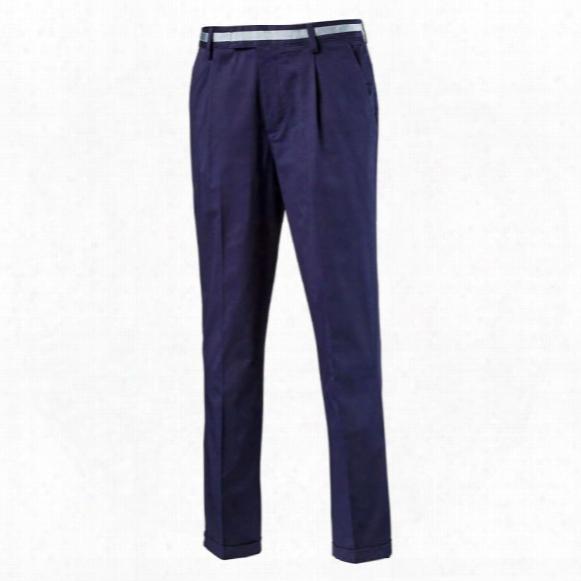 Puma Men?s Tailored Single Pleat Pants