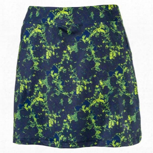 Puma Women's Floral Knit Skirt