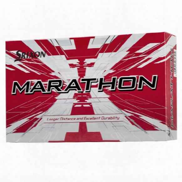 Srixon Marathon 2 Golf Balls - 15 Pack