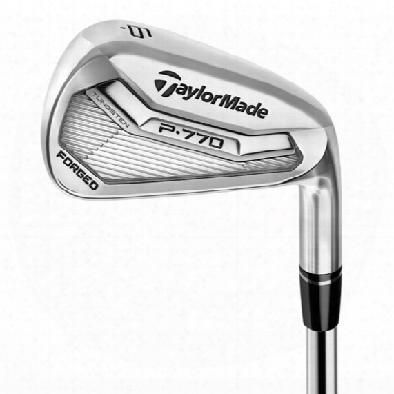 Taylormade P770 6pc Iron Set - Steel