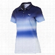 Puma Tie Dye Polo Ladies Shirts