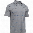 Under Armour Men's UA Coolswitch Pivot Striped Polo