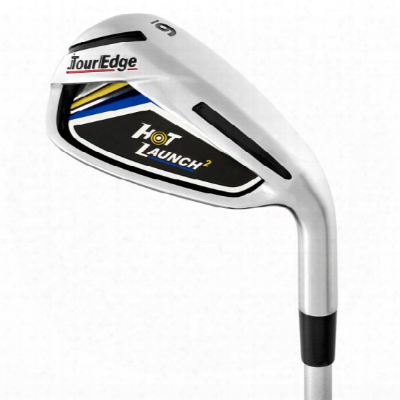 Tour Edge Hot Launch 2 8pc Iron Set - Steel