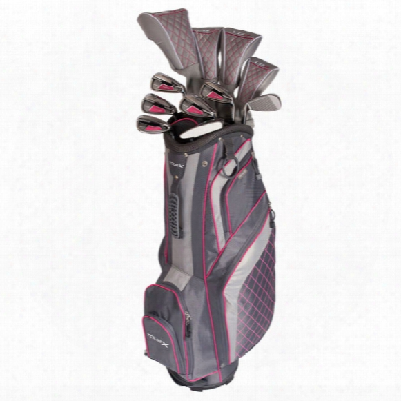 Tour X Women's Lg-17 16pc Package Set