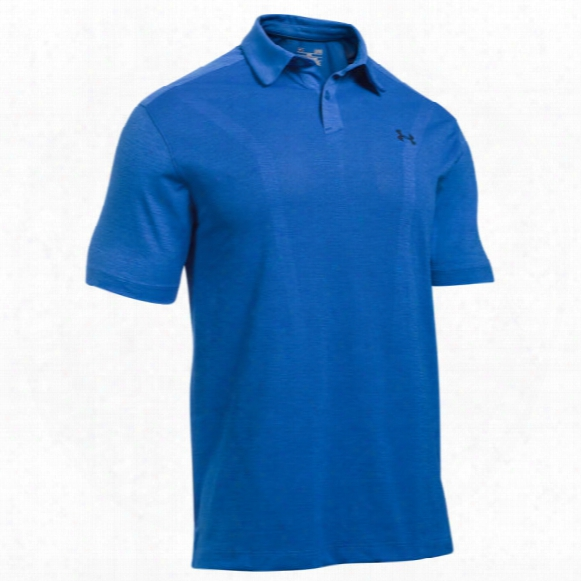 Under Armour Men's Threadborne Jacquard Polo