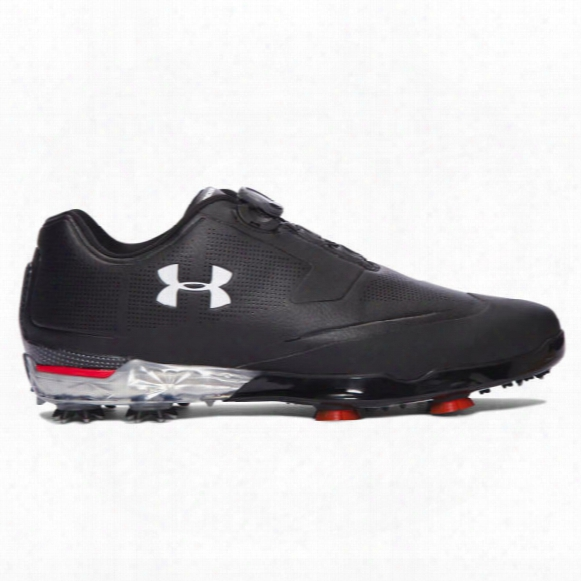 Under Armour Men's Ua Tour Tips Boa Golf Shoes